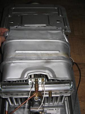 Беретта газовая колонка теплообменник Уплотнения теплообменника Funke FP 10 Саров