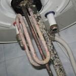 Как разобрать водонагреватель
